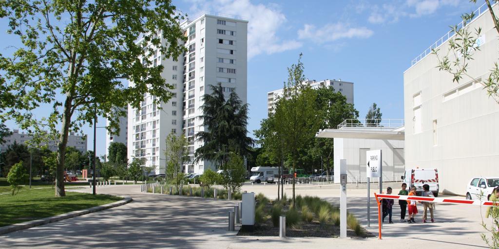 Le quartier du plateau - Piscine centre du plateau ...